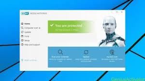 ESET NOD32 Antivirus 14.0.21.0 Crack + Keygen Number Free 2021